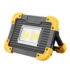 Rechargeable Battery Powered Portable LED Work Light