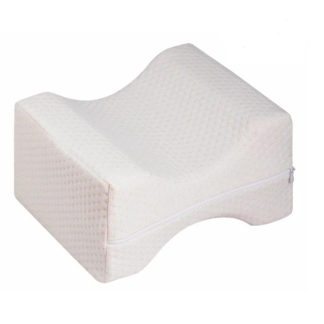 Memory Foam Knee Pillow For Side Sleepers