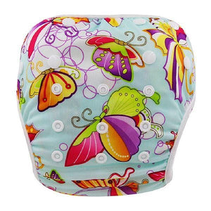 Reusable Baby Swim Diapers