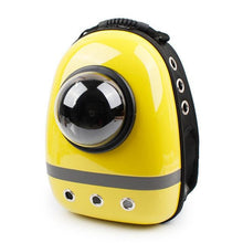 Load image into Gallery viewer, Portable Pet Capsule Backpack