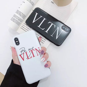 1dac49316 Luxurious Valentino Soft Silicone iPhone Cases