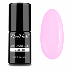 "Gel Polish 6 ml Aquarelle - ""Pink Aquarelle"""