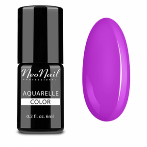"Gel Polish 6 ml Aquarelle - ""Lavender Aquarelle"""