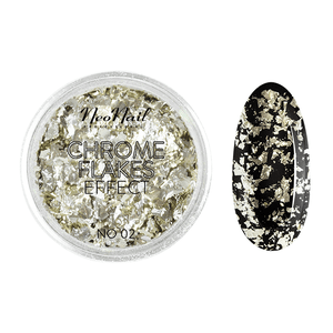 "Polvere ""Chrome Flakes Effect"" No. 02 - 0,3 gr"