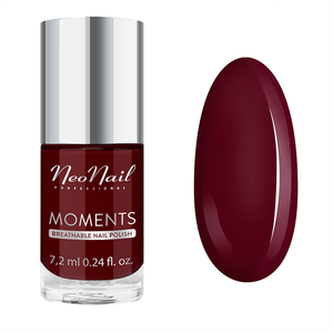 "Classic Nail Polish 7,2 ml - ""Wine Red"""