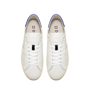 DATE Sneaker bassa Hill Low Perforated Bianca - Mancinelli 1954