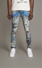 Load image into Gallery viewer, JERRIC LIGHT DENIM