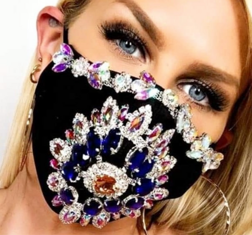JUNK JEWELS FACEMASK