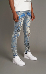 JERRIC LIGHT DENIM