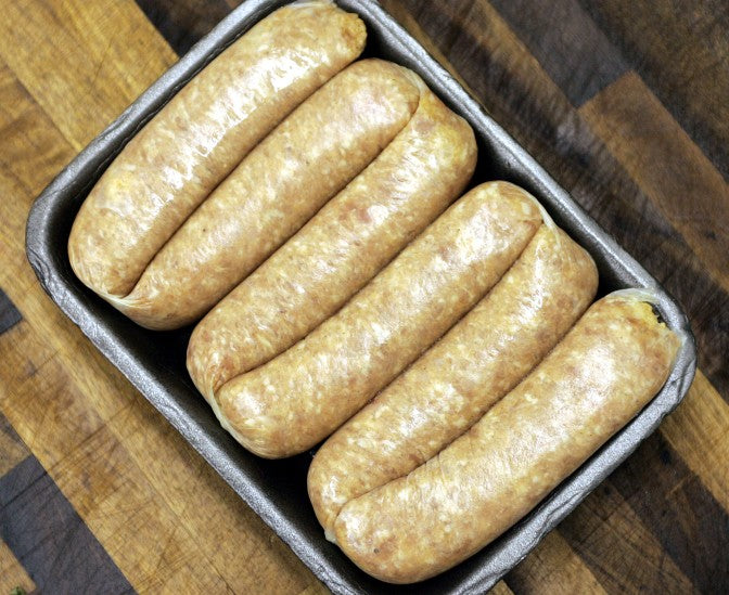 75% Lean Meat Classic Pork Sausages