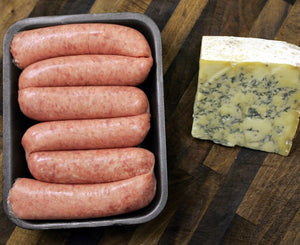 Pork & Stilton Sausages
