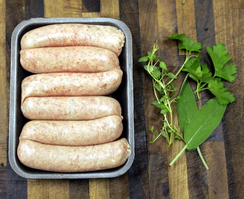 Country Herb Sausages