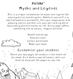 Myths and Legends: Pictura