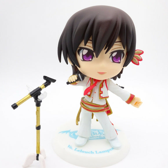 CODE GEASS Lelouch of the Rebellion Anime Kyun Chara Lelouch Figure