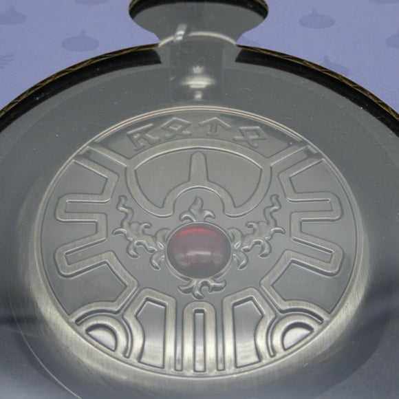 Dragon Quest Lotto no shirushi Pocket watch Silver Game Anime Taito Prize 2019