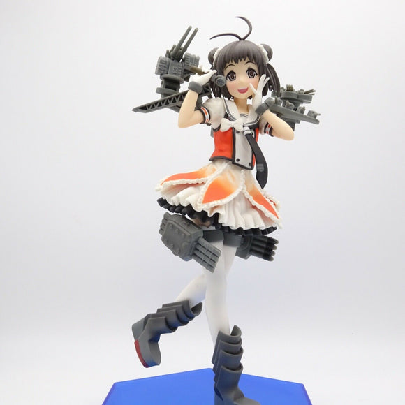 Kantai Collection (KanColle) Anime Game NAKA (那珂改二) SEGA Prize Figure