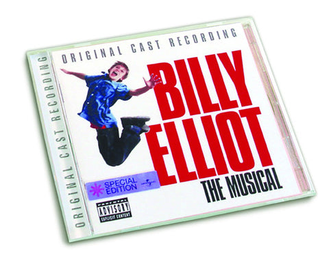 Billy Elliot the Musical Original Cast Recording CD