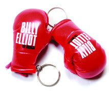 Billy Elliot Boxing Glove Key Ring
