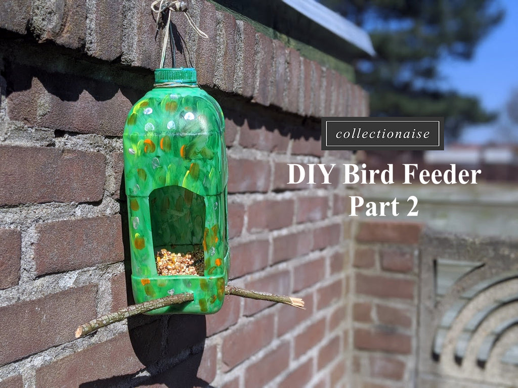 DIY Bird Feeder Type 2