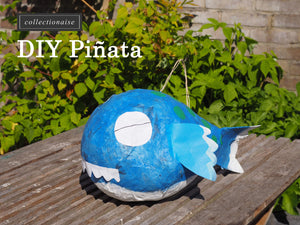 It's fiesta time! Make your own Piñata!