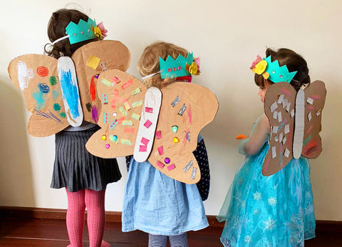 spring craft - butterfly