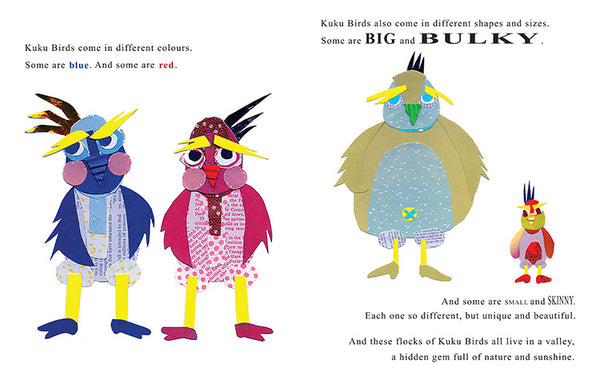 Have You Heard of a Kuku Bird?