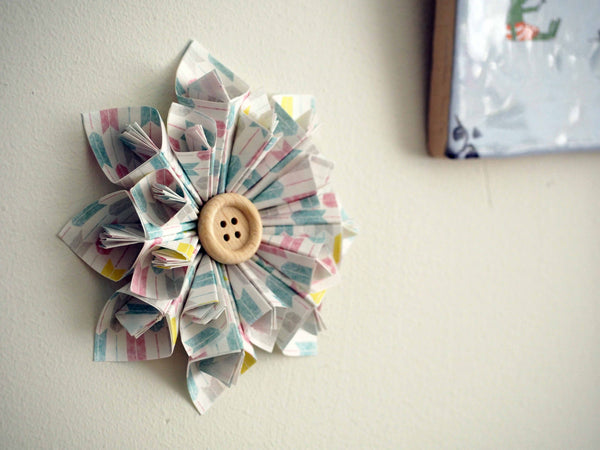 DIY Starter Pack - Make Your Own Origami Paper Flower