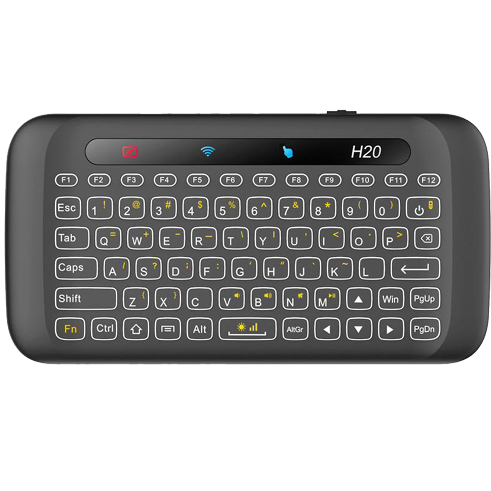 H20 Mini Keyboard with Touchpad
