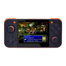 DroiX RetroGame RG350 Retro Gaming Handheld Console - Black Side Angle View