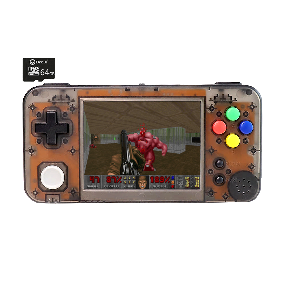Game Kiddy 350H (GKD350H) Retro Gaming Handheld
