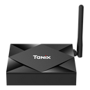 Tanix TX6X Android 10 Smart TV Box - Shown from the front