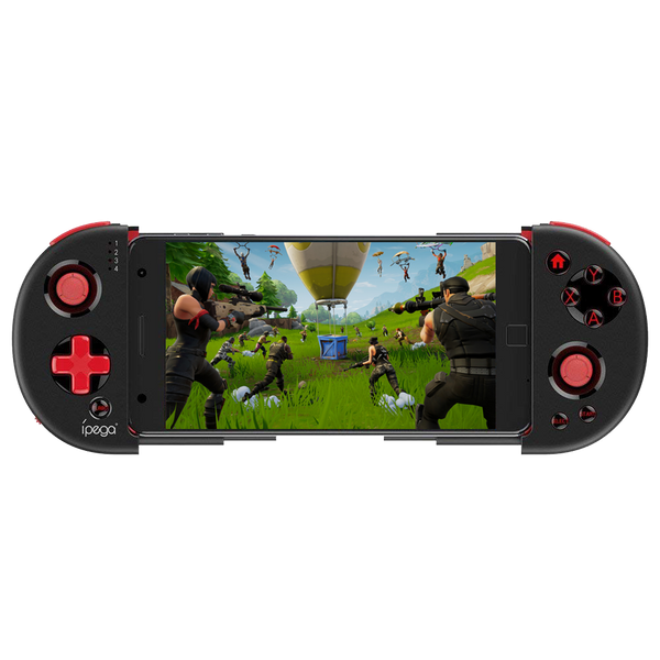 iPega 9087 Bluetooth Gamepad connected to a Smartphone playing PUBG (4216013324342)