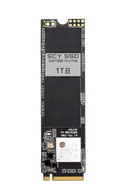 SCY NVMe PCI-E SSD Memory by DroiX for PC and Laptops - 22*80 1TB (4342713122870)