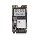 SCY NVMe PCI-E SSD Memory by DroiX for PC and Laptops - 22*42 256GB (4342713122870)