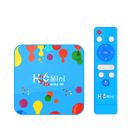 H96 Mini TV BOX Standing up with Remote
