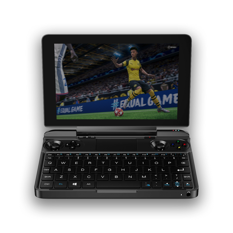 GPD WIN MAX Shown playing FIFA
