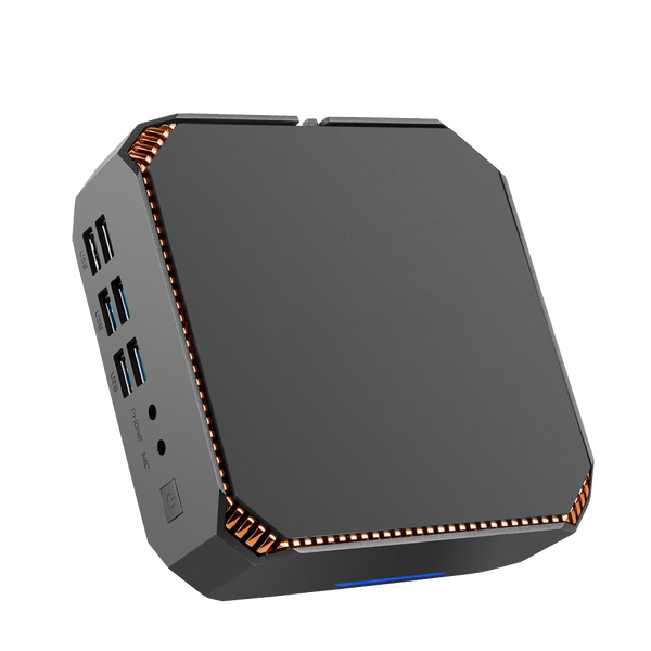 CK2 Windows 10 Ultra Portable Mini PC - HTPC Desktop