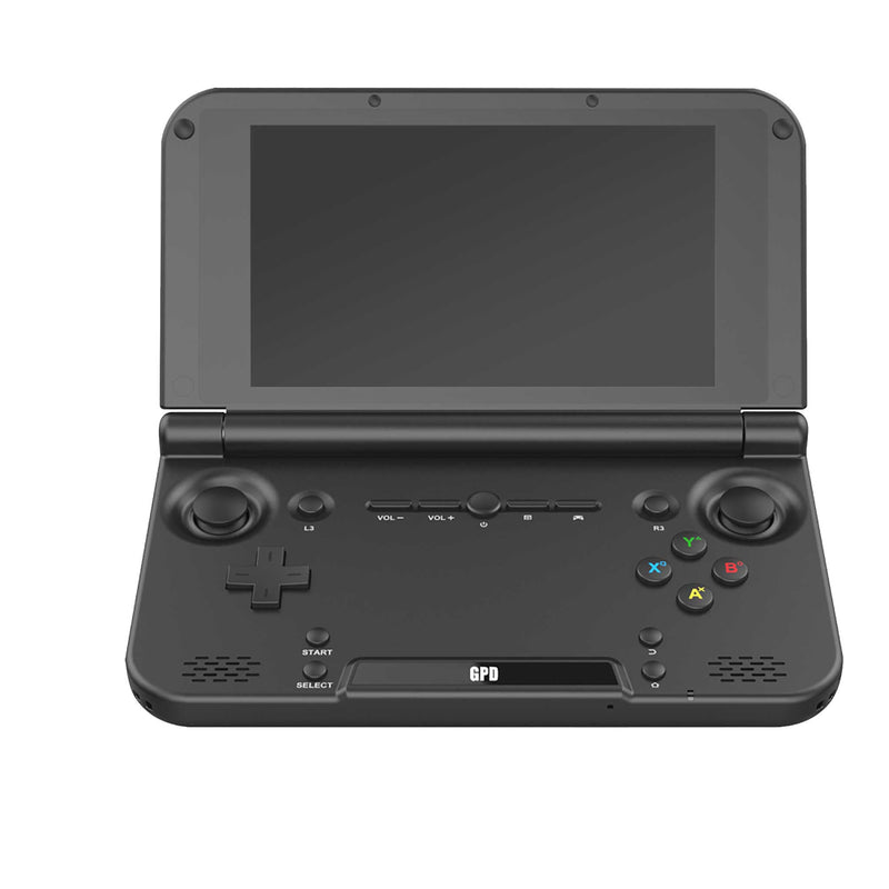 GPD XD Plus Gaming Handheld open shell showing Display and Gaming Buttons (4116186988598)