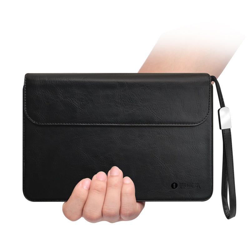 One Netbook Mix 3-Series Official Black Case In Hand (4320583581750)