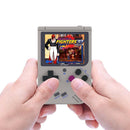 BITTBOY V3.5 Gaming Handheld Console with OpenDingux CFW - Playing a Game