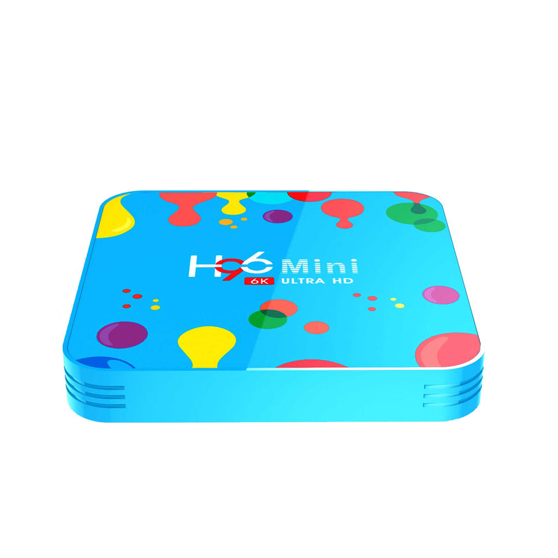 H96 Mini TV BOX Laying Flat (4115599327286)