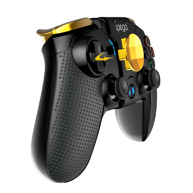 "iPega 9118 ""Golden Warrior"" Gamepad - Side View (4216006967350)"