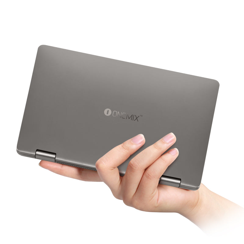 One Netbook One Mix 3S Platinum Edition showcasing lightweight design (4116259242038)