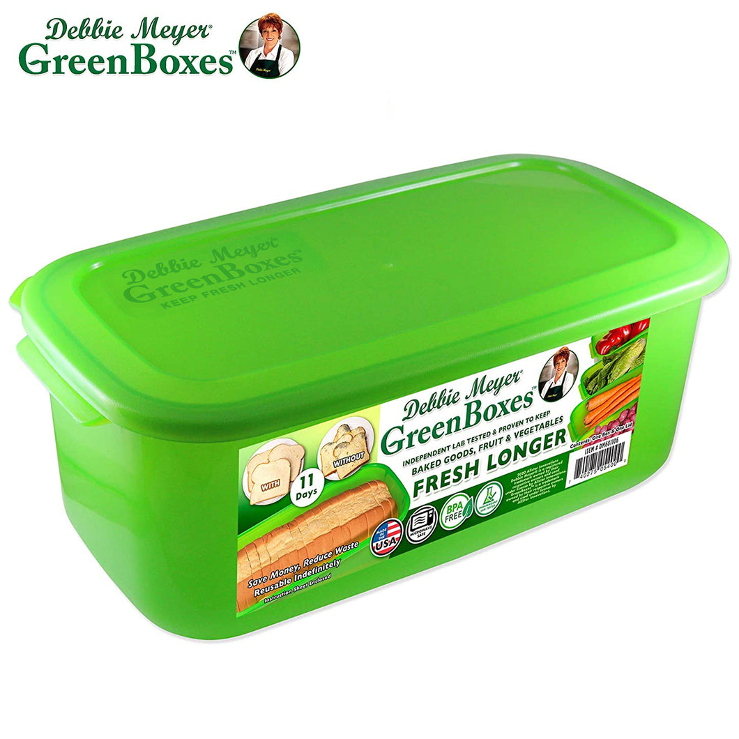 Debbie Meyer® GreenBoxes™ | BreadBox
