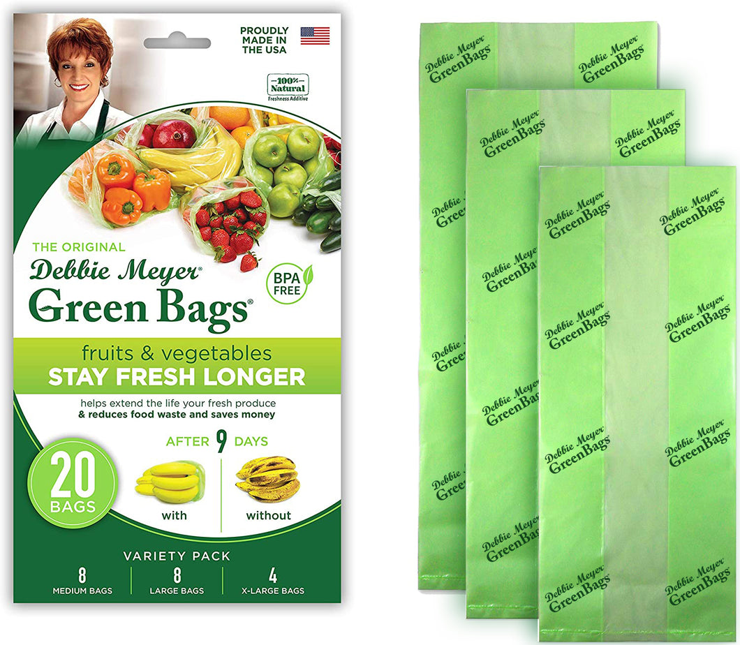 Debbie Meyer® GreenBags® | 20pc Set