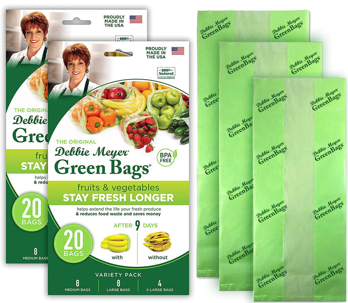 Debbie Meyer® GreenBags® | 40pc Set