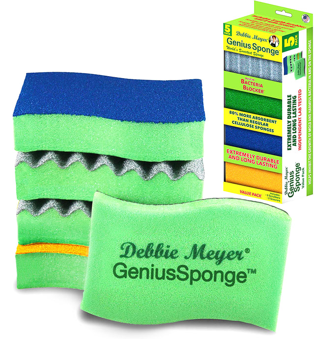Debbie Meyer® GeniusSponges™