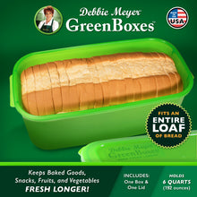 Load image into Gallery viewer, Debbie Meyer® GreenBoxes™ | BreadBox