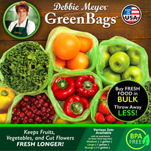 Load image into Gallery viewer, Debbie Meyer® GreenBags® | 20pc Set - 10 Med., 10 Lrg.