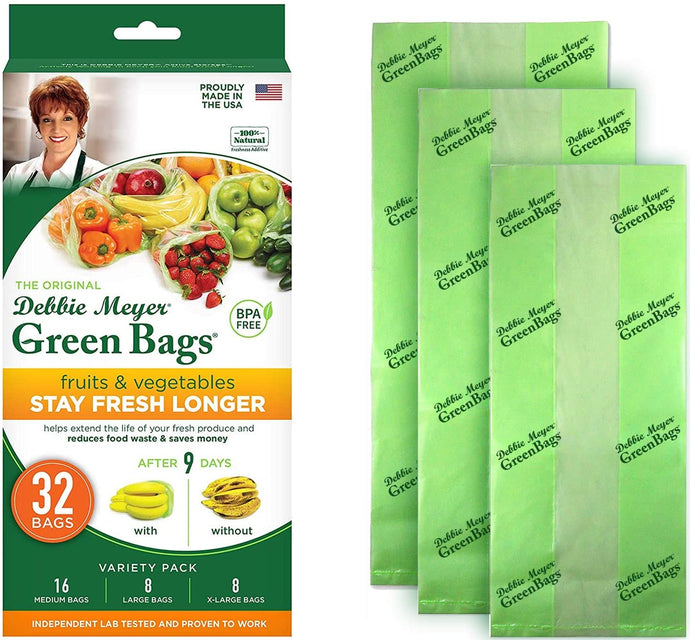 Debbie Meyer® GreenBags® | 32pc Set